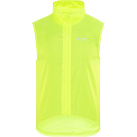 Northwave Vortex Gilet Uomo, yellow fluo